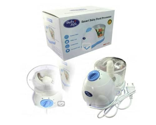 Gambar Food Proccesor BabySafe Smart Baby Food Processor