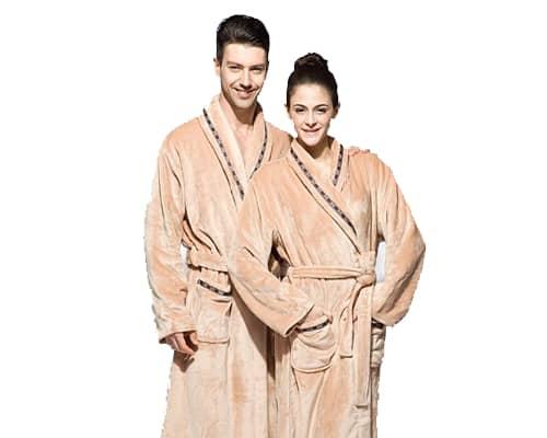 Gambar Ilustrasi Baju Tidur Couple untuk Kado Pernikahan