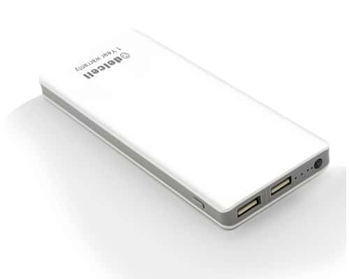 Gambar Power Bank Delcell ECO 10000mAh