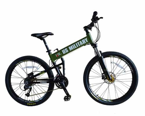 Gambar Sepeda Lipat Terbaik Element US Military
