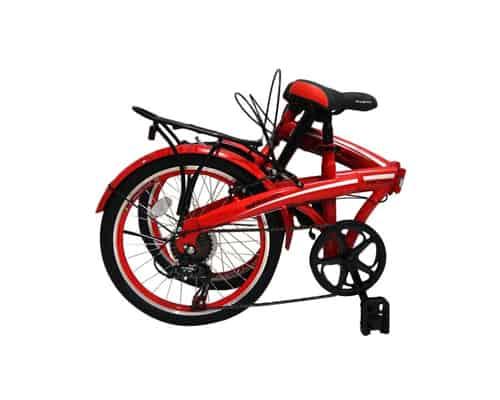 Gambar Sepeda Lipat Terbaik Evergreen Folding Bike