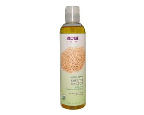 Gambar Minyak Wijen Terbaik Now Solutions Sesame Seed Oil