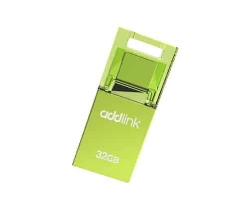 Gambar Flashdisk OTG Terbaik Addlink T50 OTG Flash Drive