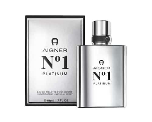 Parfum Pria Terbaik Aigner No 1 Platinum Man