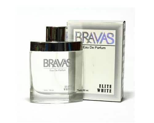 Parfum Pria Terbaik Bravas Elite White EDP