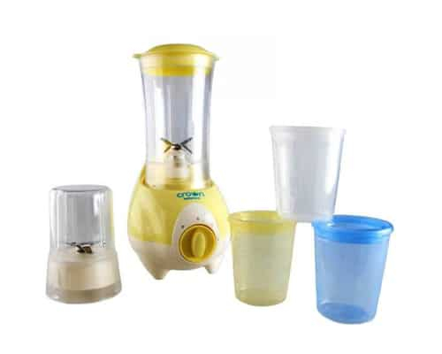Gambar Crown Wet N Dry Food Processor