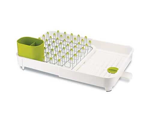 Gambar Rak Piring Simple Expandable Dish Rack