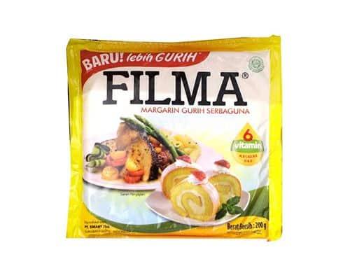 Margarin Terbaik Filma Margarin Gurih Serbaguna