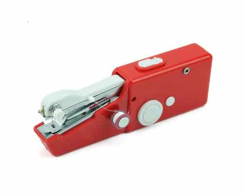 Gambar Mesin Jahit Portable Terbaik Handy Stitch Mini Manual Sewing Household Machines