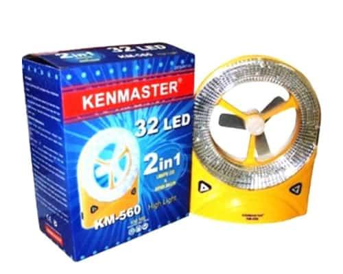Gambar Lampu Emergency Terbaik Kenmaster KM-560