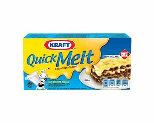 Keju Mozarella Terbaik Kraft Quick Melt