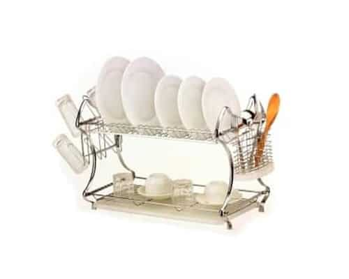 Gambar Rak Piring Simple KrisChef Dish Rack