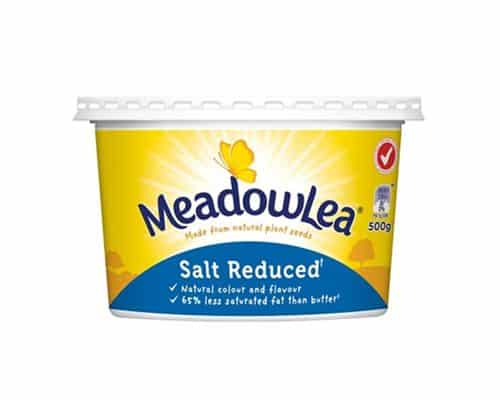 Margarin Terbaik MeadowLea Salt Reduced