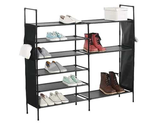 Gambar Rak Sepatu Simple Terbaik Multifunction _ DIY Shelving Atria