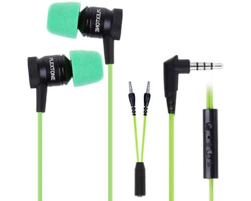 Earphone Plextone G10
