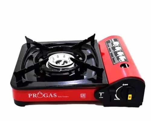 Kompor Portable Terbaik Progas Kompor Portable 2 In 1