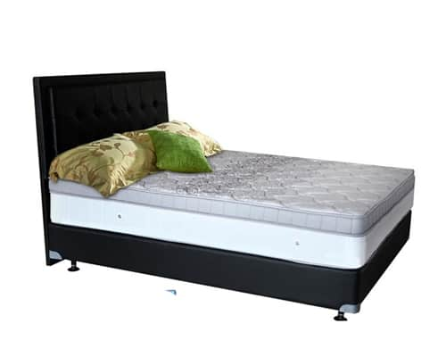 Gambar Tempat Tidur Terbaik Serenity Supreme Plush Top Springbed