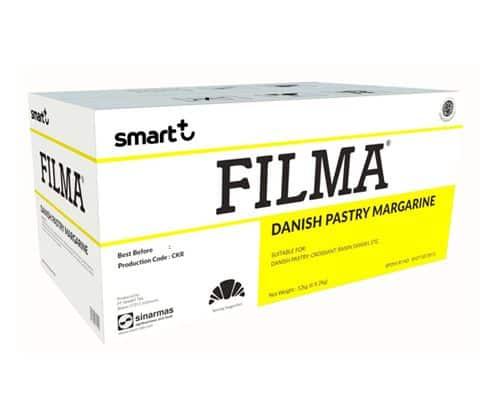 Margarin Terbaik Smart Filma Danish Pastry Margarine