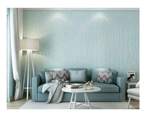 Gambar Wallpaper Dinding Terbaik Tokuniku 7065 3D Self Adhesive Fashion Modern Stripe