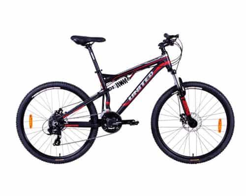 Gambar Sepeda Gunung Terbaik United Bike Crossline