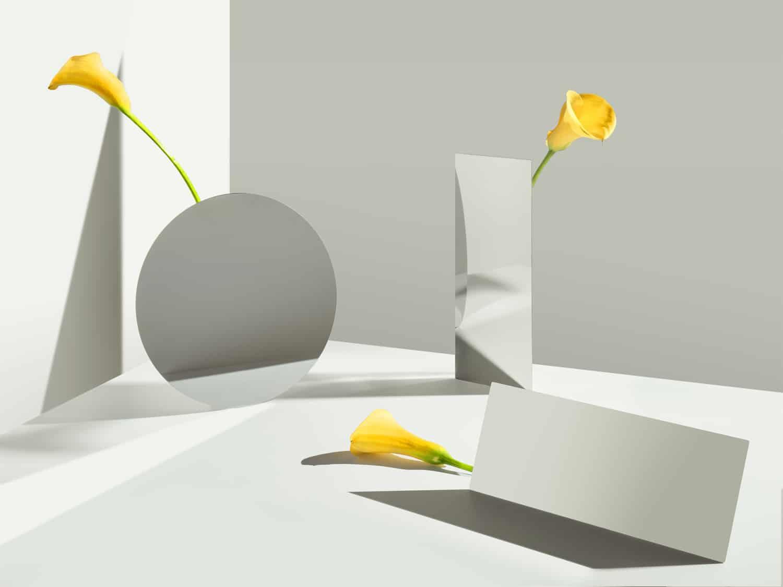 Vas Bunga Terbaik Unik dan Minimalis