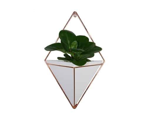 Vas Bunga Terbaik Jenis Gantung Diamond