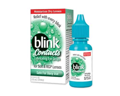 Gambar Obat Tetes Mata Terbaik Blink Contacts Lubricating Eye Drops
