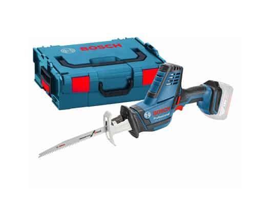 Rekomendasi Gergaji Mesin Portable Terbaik Bosch GSA 18 V-LI Professional