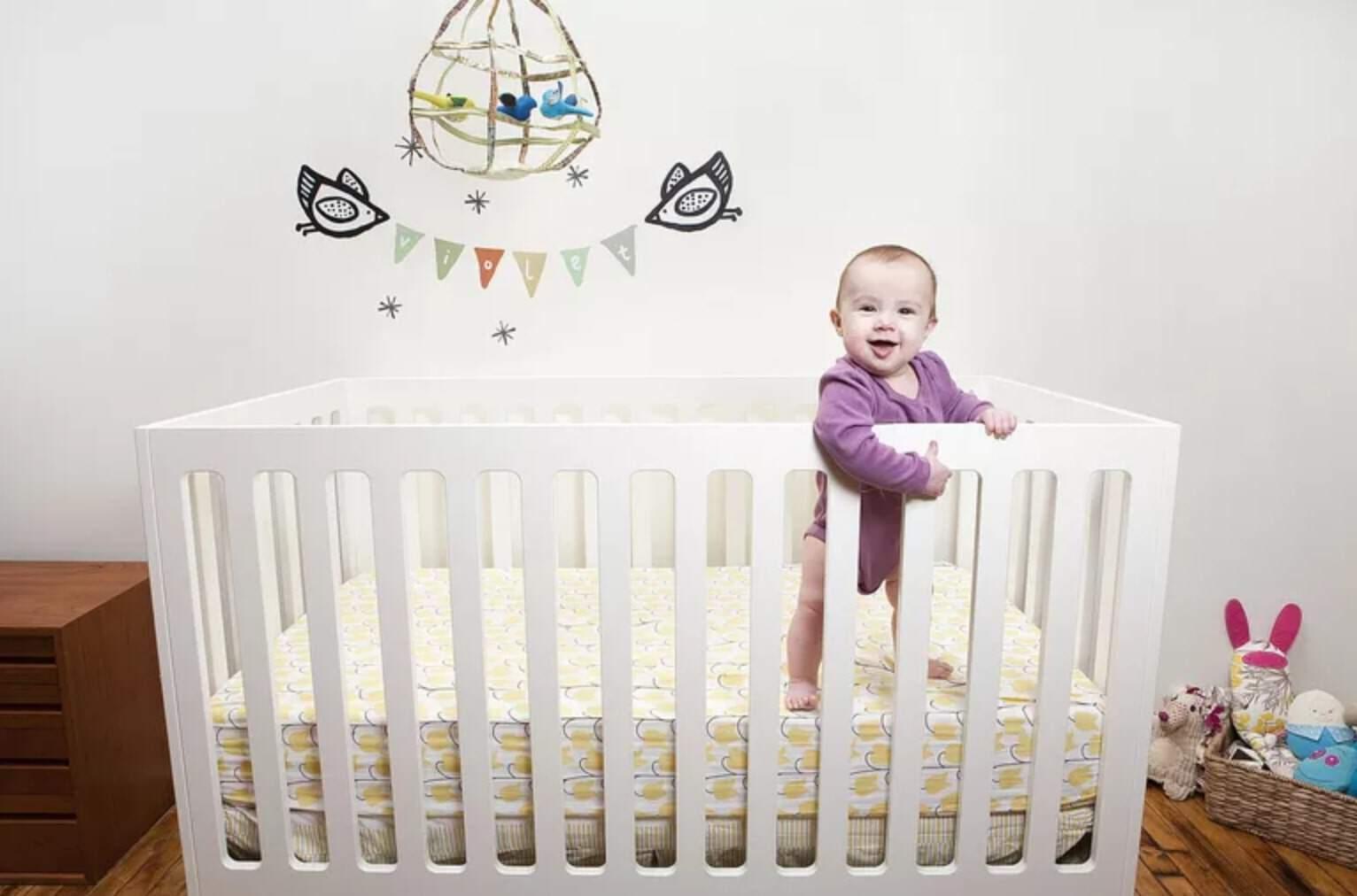 Box Bayi Kayu Unik dan Lucu