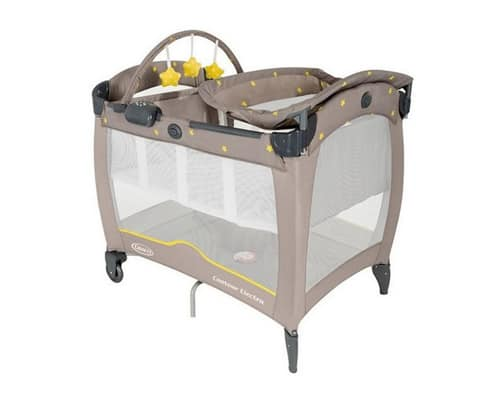 Box Bayi Graco Pack n Play Contour Electra