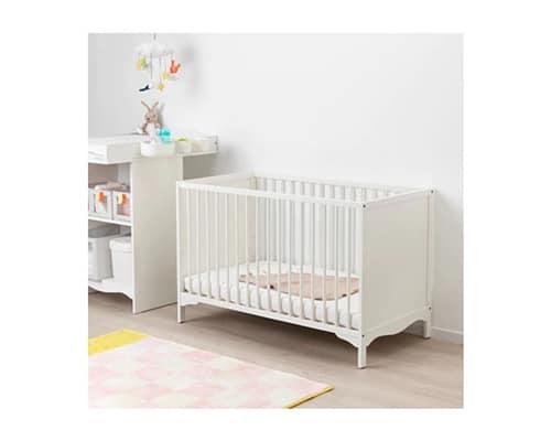 Box Bayi Kayu IKEA Solgul Ranjang Bayi