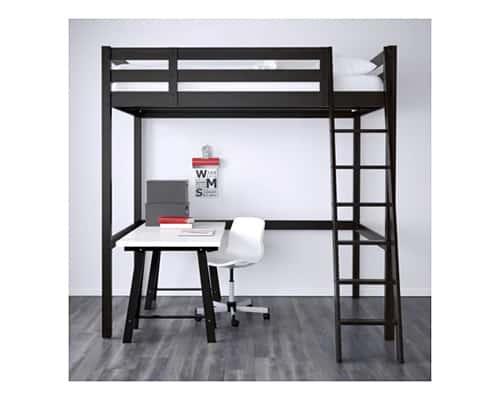 Gambar Tempat Tidur Tingkat IKEA Stora