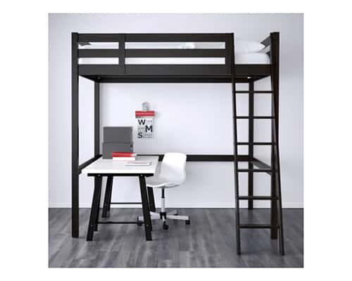 Gambar Tempat Tidur Tingkat Terbaik IKEA Stora