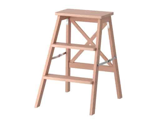 Gambar Tangga Lipat Ikea Bekvam 3 Step Ladder