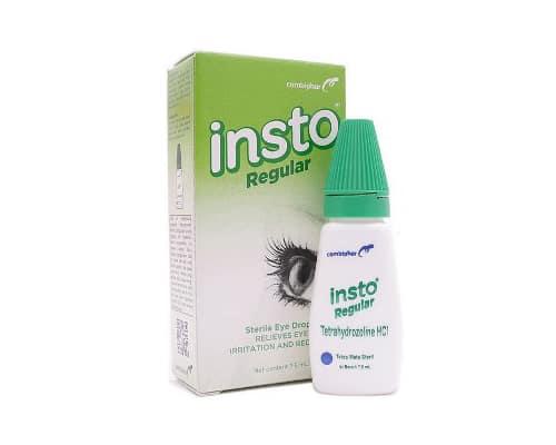 Gambar Obat Tetes Mata Insto Regular Tetrahydrozoline HCl