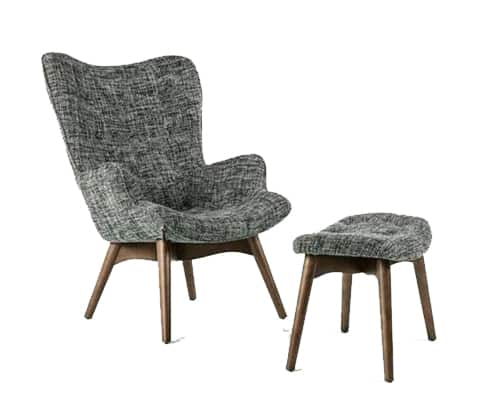Gambar Kursi Santai Terbaik Kursi Sofa Retro