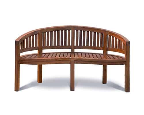 Kursi Taman Terbaik LMJ Furniture Jepara Kursi Kacang Jati Jepara