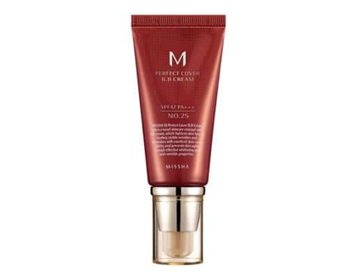 Gambar BB Cream Missha M Perfect Cover BB Cream SPF 42 PA+++