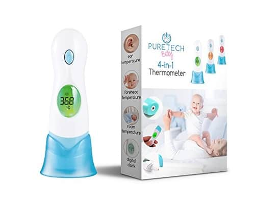 Termometer Puretech Baby 4-in-1 Thermometer