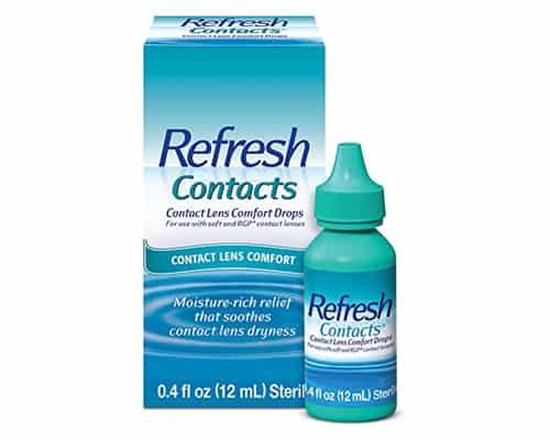 Gambar Obat Tetes Mata Refresh Contacts Lens Comfort Drops