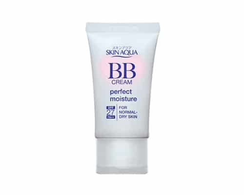 Gambar Rohto Skin Aqua BB Cream Perfect Moisture
