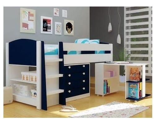 Tempat Tidur Tingkat Terbaik Anak Minimalis