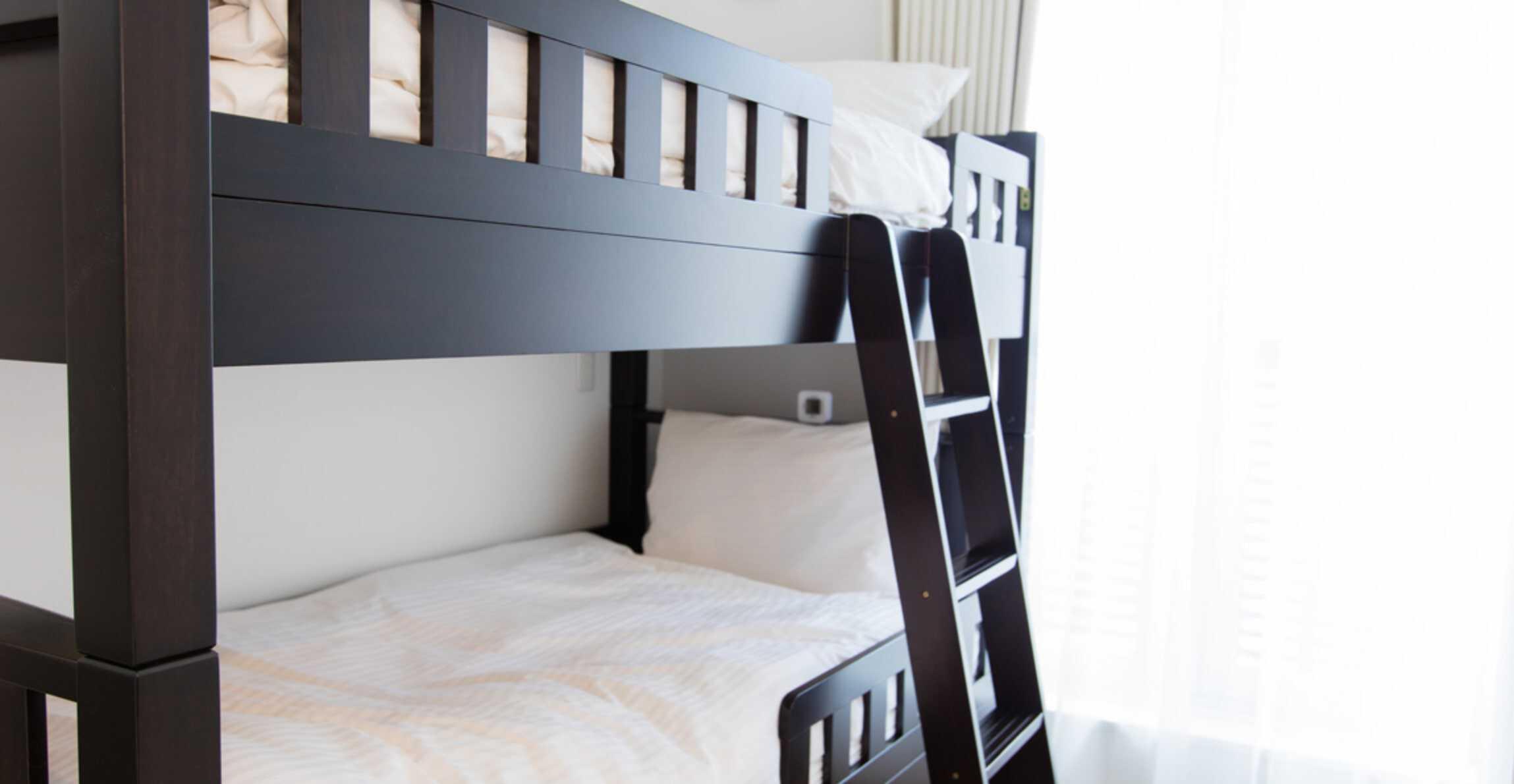 Gambar Tempat Tidur Dua Tingkat Bagus