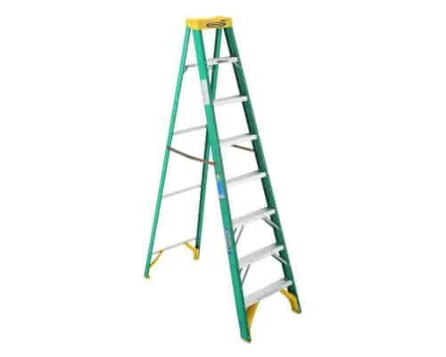 Gambar Tangga Lipat Werner Ladder Step 6 FT