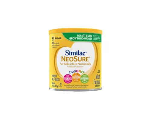 Rekomendasi Susu Formula Terbaik Abott Similac NeoSure
