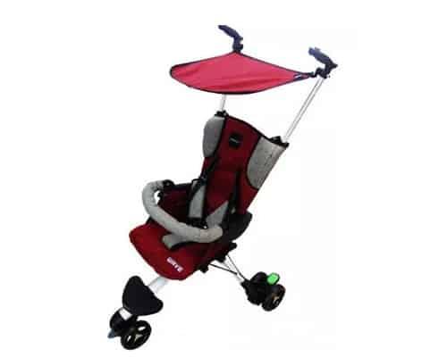 Gambar Lightweight Stroller (Kereta Dorong Bayi) Babyelle Wave S300