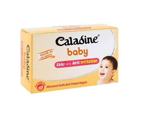 Sabun Bayi Caladine Baby Barsoap with Anti Irritant