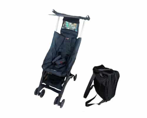 Gambar Lightweight Stroller (Kereta Dorong Bayi) Cocolatte Pockit CL789