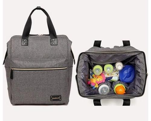 Tas Perlengkapan Bayi Colorland Diaper Bag