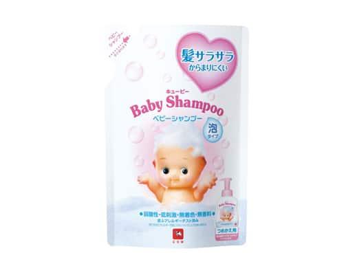Shampo Bayi Terbaik Cow Style QP Baby Foaming Shampoo